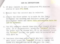 A page out of the ARS-24 technical manual.